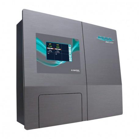 Poolmanager PRO Bayrol para cloro líquido y corrector del ph. Volumen máx. 250 m3