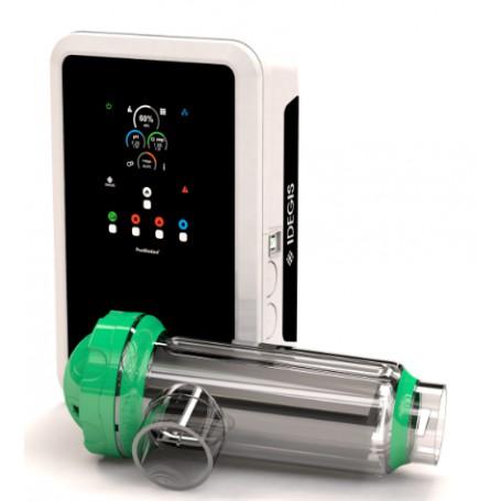 Clorador salino Idegis Domotic Serie 2 LS con control PH y ORP integrado DOM2-32+/LS, piscinas hasta 120m3.