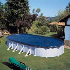 Cubierta de invierno para piscina Gre, CIPROV1011