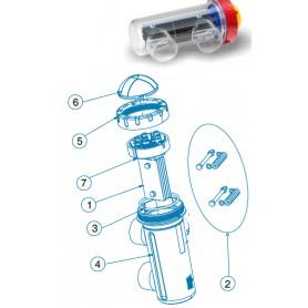 Soporte electrodos Idegis BIP, DT-21, R-015-45