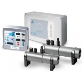 Repuesto Celula Electrodo Autolimpiante Serie SPA de Idegis, SPA-3,  R-021-PVC