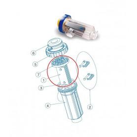 Soporte electrodos Domotic de Idegis, R-015-05