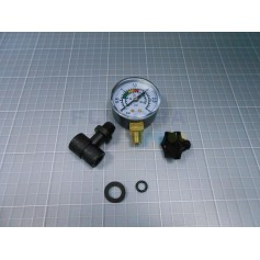 Manómetro completo Astralpool
