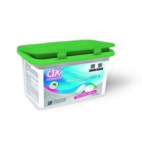 Multiacción en pastillas 250gr. CTX 393 sin Bórico en envase 4kg.