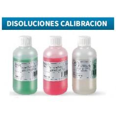 Disolución Calibración Tapón PH 7.0 50ml (Verde)