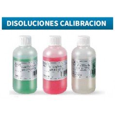 Disolución Calibración Tapón PH 4.0 50ml (Rojo)