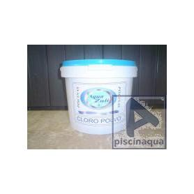 """Cloro Grano """"Aqua Zuli"""" 5kg."""