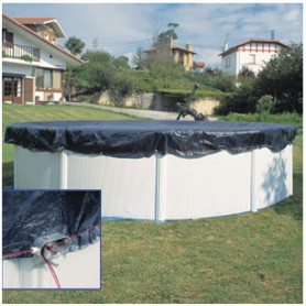 Cubierta de invierno para piscina Gre, CIPR351