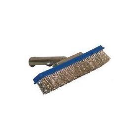 Cepillo Recto con Púas de Inox (Especial para alga Negra)
